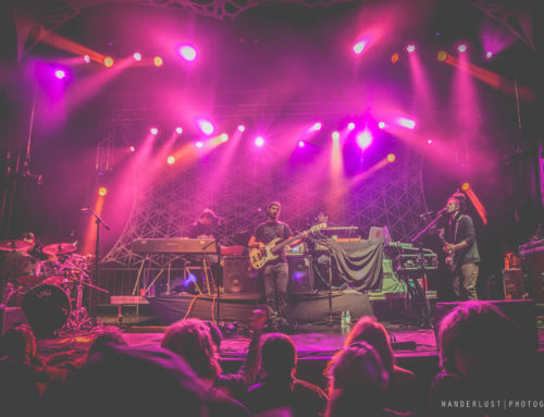 Art Outside's Wave 2 Lineup Brings Papadosio, Rising Appalachia & More